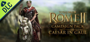 [Cover] Total War: ROME II - Caesar in Gaul Campaign Pack