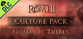 [Cover] Total War: Rome II - Nomadic Tribes Culture Pack