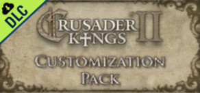 [Cover] Crusader Kings II: Customization Pack
