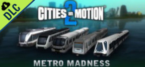 [Cover] Cities in Motion 2: Metro Madness