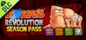 [Cover] Worms Revolution - Season Pass