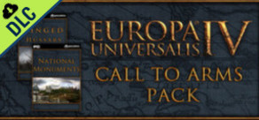 [Cover] Europa Universalis IV: Call-to-Arms Pack