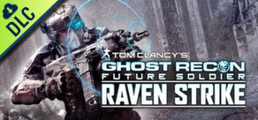 [Cover] Tom Clancy's Ghost Recon Future Soldier - Raven Strike