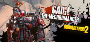 [Cover] Borderlands 2: Mechromancer Pack