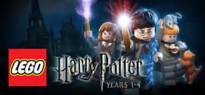 [Cover] LEGO Harry Potter: Years 1-4