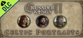 [Cover] Crusader Kings II: Celtic Portraits