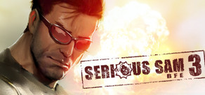 [Cover] Serious Sam 3: BFE