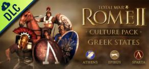 [Cover] Total War: ROME II - Greek States Culture Pack