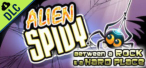 [Cover] Alien Spidy: Between a Rock and a Hard Place
