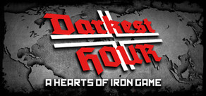 [Cover] Darkest Hour: A Hearts of Iron Game
