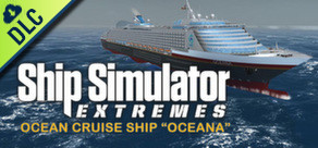 [Cover] Ship Simulator Extremes: Ocean Cruise Ship