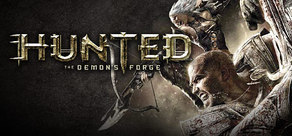 [Cover] Hunted: The Demon's Forge