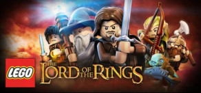 [Cover] LEGO The Lord of the Rings