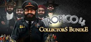 [Cover] Tropico 4 Collector's Bundle