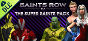 [Cover] Saints Row IV - Super Saints Pack