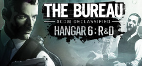 [Cover] The Bureau: XCOM Declassified - Hangar 6 R&D