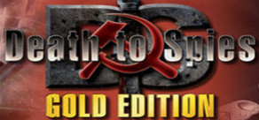 [Cover] Death to Spies: Gold Edition