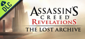 [Cover] Assassin's Creed Revelations: The Lost Archive