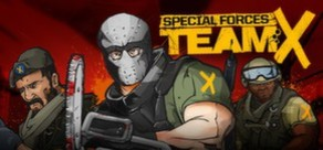 [Cover] Special Forces: Team X