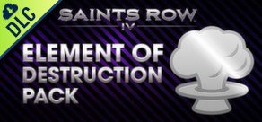 [Cover] Saints Row IV - Element of Destruction Pack