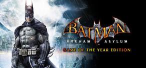 [Cover] Batman Arkham Asylum GOTY