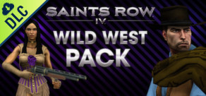 [Cover] Saints Row IV - Wild West Pack