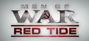 [Cover] Men of War Red Tide