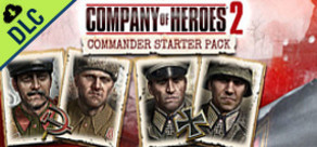 [Cover] Company of Heroes 2 - Starter Commander Bundle