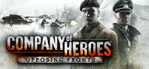 [Cover] Company of Heroes: Opposing Fronts