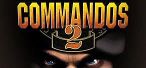 [Cover] Commandos 2: Men of Courage