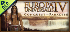 [Cover] Europa Universalis IV: Conquest of Paradise