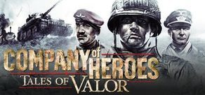 [Cover] Company of Heroes: Tales of Valor