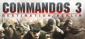 [Cover] Commandos 3: Destination Berlin