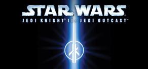 [Cover] Star Wars: Jedi Knight II: Jedi Outcast (MAC)
