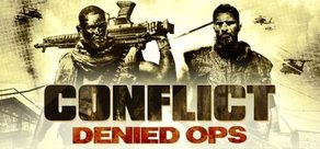 [Cover] Conflict: Denied Ops