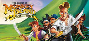 [Cover] The Secret of Monkey Island - Special Edition (MAC)