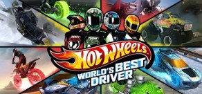 [Cover] Hot Wheels: World's Best Driver