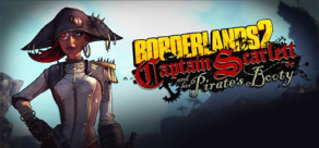 [Cover] Borderlands 2: Captain Scarlett and her Pirate's Booty (MAC)