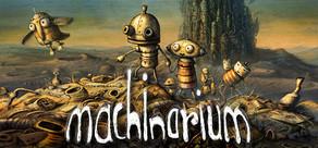 [Cover] Machinarium