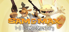 [Cover] Sam and Max 1-3 Complimentary