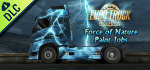 [Cover] Euro Truck Simulator 2 - Force of Nature Paint Jobs Pack