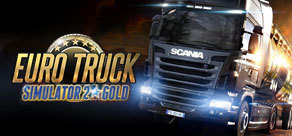 [Cover] Euro Truck Simulator 2: Gold Edition