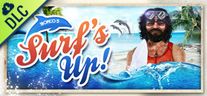 [Cover] Tropico 5: Surf's Up