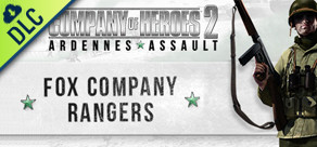 [Cover] Company of Heroes 2 - Ardennes Assault: Fox Company Rangers