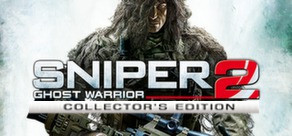 [Cover] Sniper: Ghost Warrior 2 - Collector's Edition