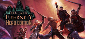 [Cover] Pillars of Eternity Hero Edition
