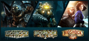 [Cover] BioShock Triple Pack