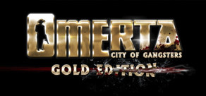 [Cover] Omerta - City of Gangsters: GOLD EDITION