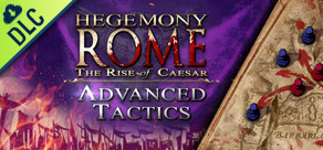 [Cover] Hegemony Rome: The Rise of Caesar - Advanced Tactics