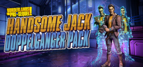 [Cover] Borderlands: The Pre-Sequel - Handsome Jack Doppelganger Pack